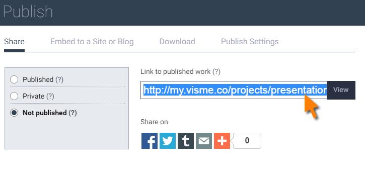publish-url