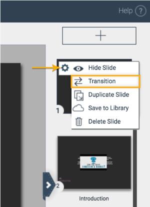 slide-settings