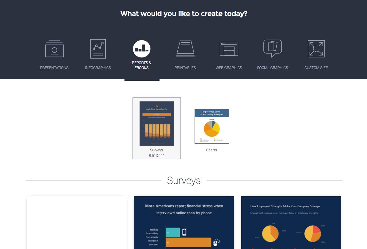 Create book report online