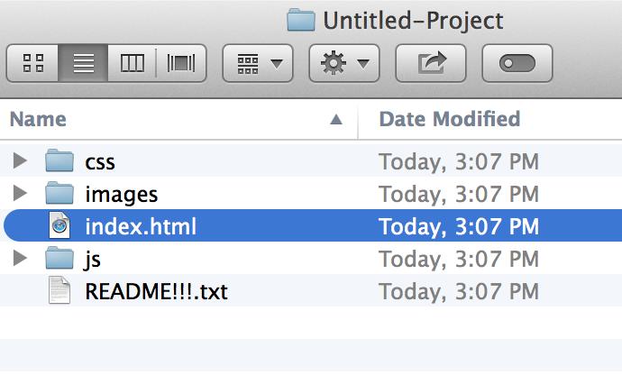 Present offline, html5